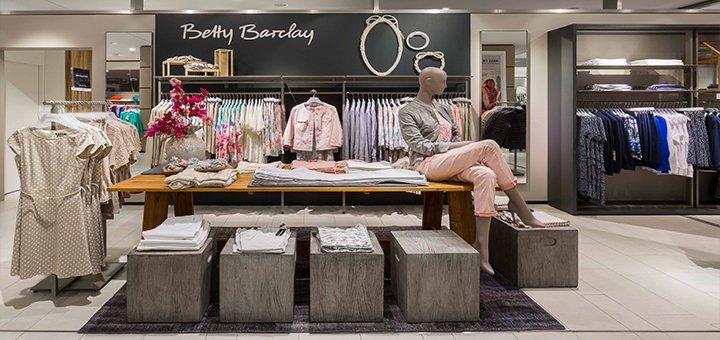 164bb7251 Покупайте одежду по скидкам в магазине одежды «Betty Barlay»