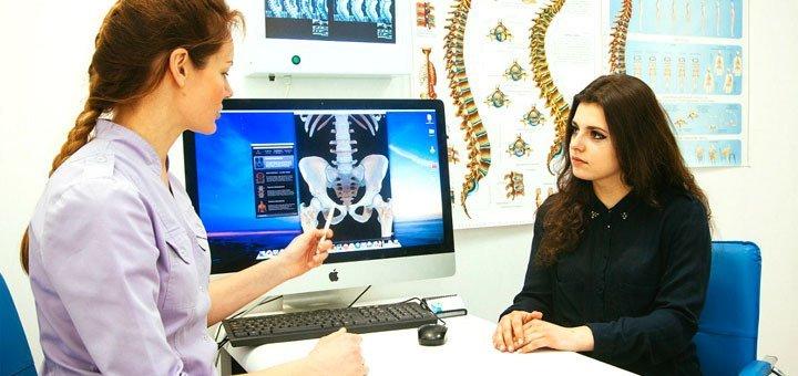 До 7 комплексных занятий по восстановлению позвоночника и коррекции осанки в центре «Амбулатория спины»