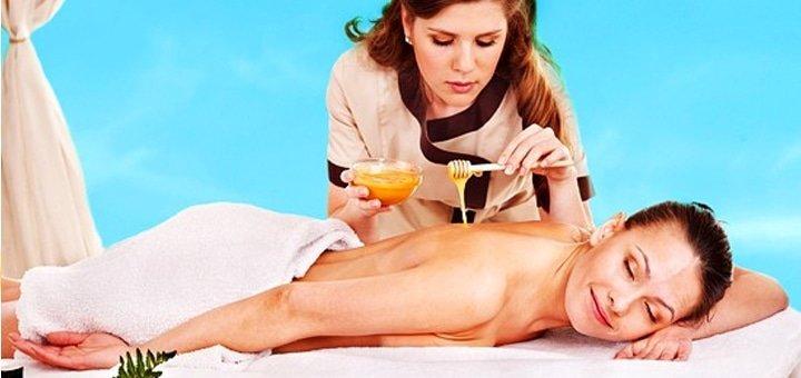 До 5 сеансов массажа на выбор в «Спа салоне Дины Кузнецовой»