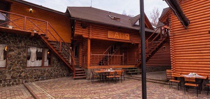От 3 дней горнолыжного отдыха в отеле «Газдивська хижа» на курорте Пилипец