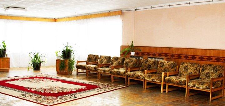 От 6 дней отдыха и оздоровления в санатории первой категории «Смеричка» в Сходнице