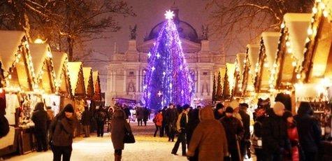 Новый Год во Львове от турфирмы «Tour U»
