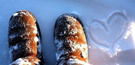 Ugg-in-snow