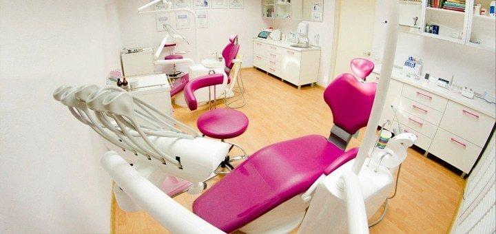 Установка брекет-системы на 1 или 2 челюсти в стоматологической клинике «Klinik im Zentrum»