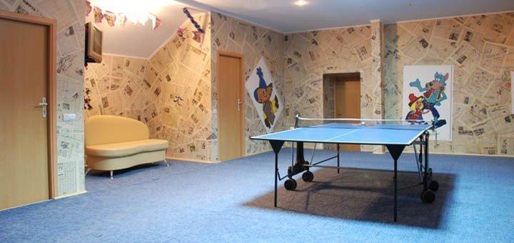От 4 дней шикарного отдыха для двоих в туристическо-оздоровительном комплексе «Сокольское» в Карпатах