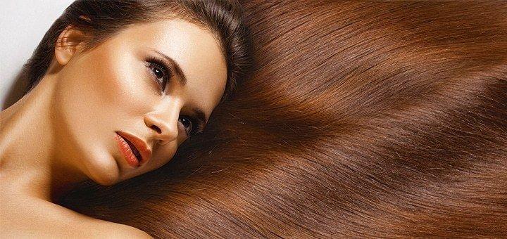 Скидка 30% на кератиновое выпрямление волос от студии красоты «S&S»