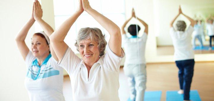 До 3 месяцев занятий йогой в студии йоги «Self Center»