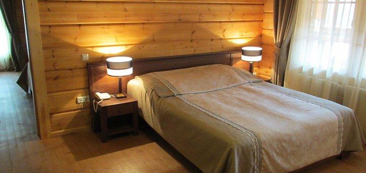 От 3 до 11 дней отдыха в отеле «Карпатські зорі» в Яремче