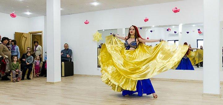 8 занятий в течение месяца, для взрослых и детей, по любому из направлений танца от клуба «Female Energy»