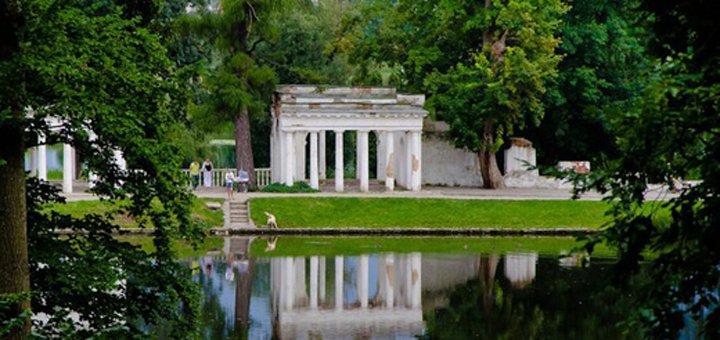 Экскурсионный автобусный тур «Храмовый комплекс Буки + Дендропарк Александрия» от туристической компании «ST Tour»
