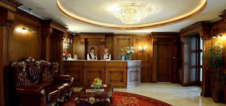 От 3 дней одыха в роскошном отеле «Royal Променад»  с пакетом «All SPA» в Трускавце