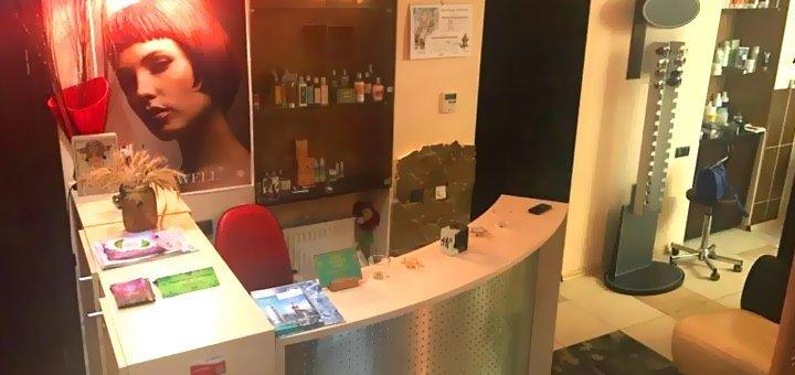 До 3 сеансів УЗ-чистки обличчя з живих водоростей в салоні краси «Турандот»