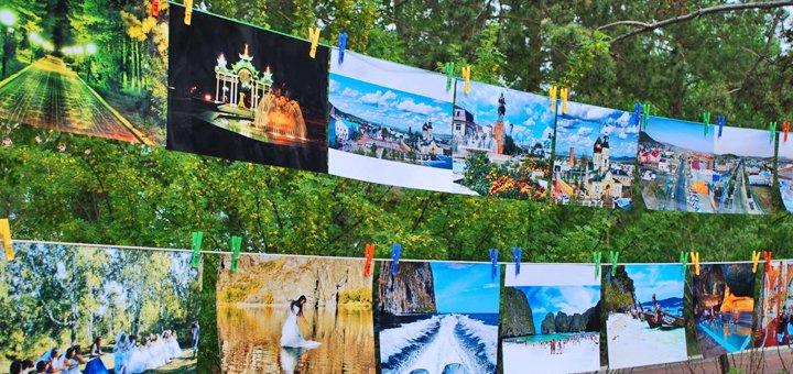 До 150 напечатанных фотографий различных форматов на премиум-бумаге в студии фотопечати «Фигаро-Фото»