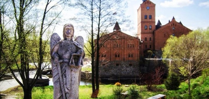 Экскурсионный тур «Замок Радомысль» от туристической компании «Твій Край»