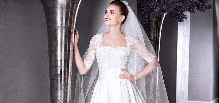 Скидка 30% на свадебную коллекцию 2015-2016 в свадебном салоне «Любовь и Мода»