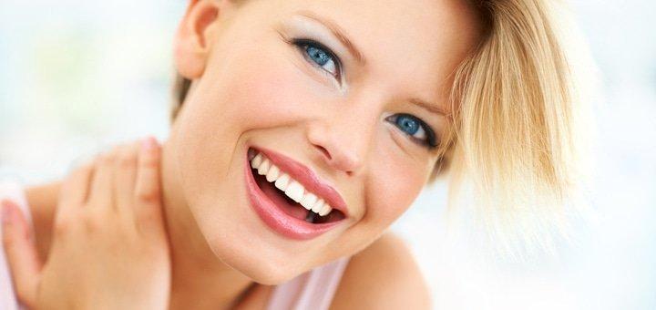 Скидка до 62% на ультразвуковую чистку зубов, Air Flow, полировку пастами в стоматологии «Мастерская улыбок»