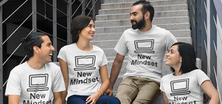 Безлимитный доступ к онлайн-курсам на обучение шести языкам в центре New Mindset