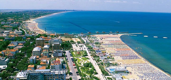 Скидка 30% на тур с отдыхом на море в Римини, Италия из Киева от «INTERLUX Ukraine»