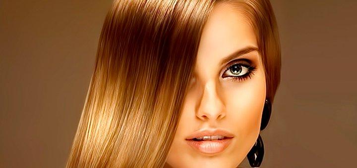 Полировка волос по всей длине в салоне красоты «Alla»