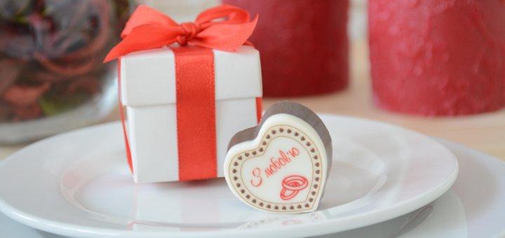 Скидка 30% на свадебную продукцию в интернет-магазине «CHOCOLINO»