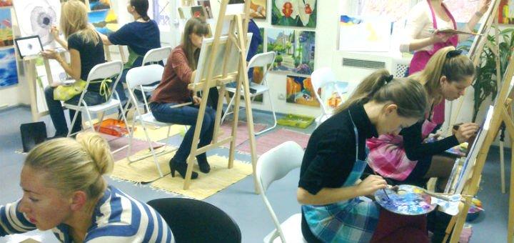 До 12 занятий по курсу академического рисунка от студии живописи «LOVE-ART»