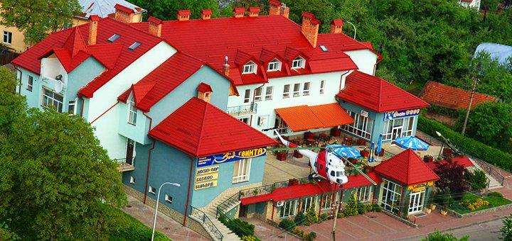 От 3 дней отдыха в SPA-отеле «Пятый океан» в Трускавце в 500 метрах от бювета минеральных вод