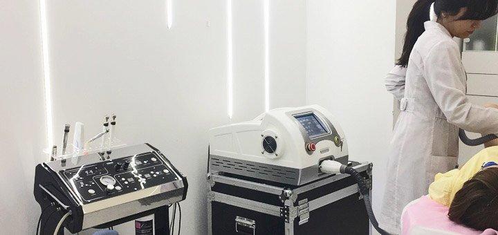 Комплексный уход для лица в Клинике «Laser Health»