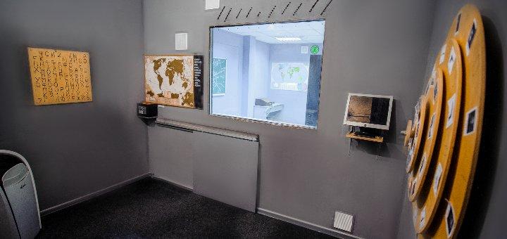 Посещение квест-комнаты Миссия выполнима от компании «Guest Quest House»