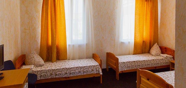 От 3 дней для двоих в бархатный сезон на базе отдыха «Лагуна» в Николаевке под Одессой
