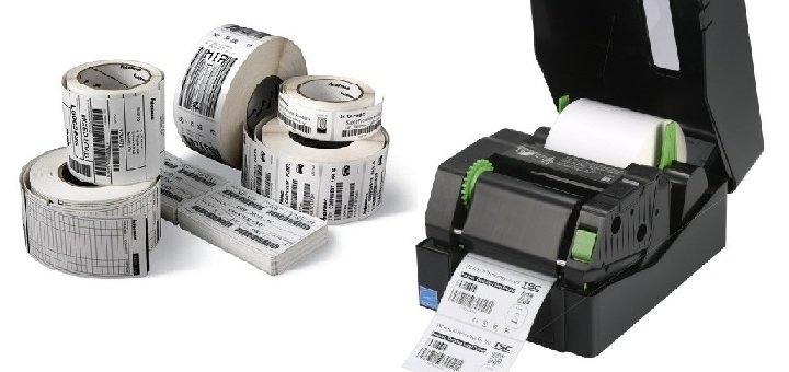 При покупке любого принтера этикеток - рулон термоэтикеток в подарок