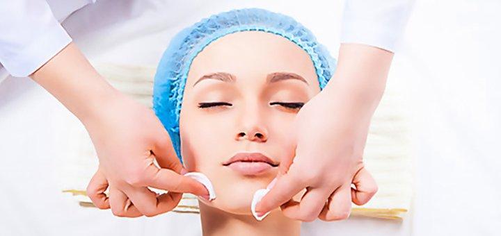До 3 процедур омоложения лица, подтяжка кожи в spa-студии «Ice-beauty»