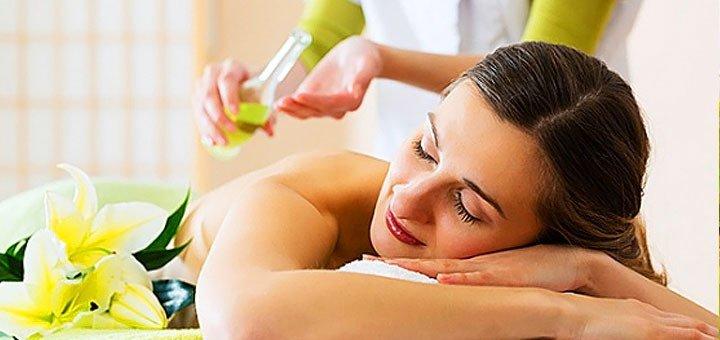 До 7 сеансов лечебного массажа спины в аппаратной косметологии «Vual' cosmetology»