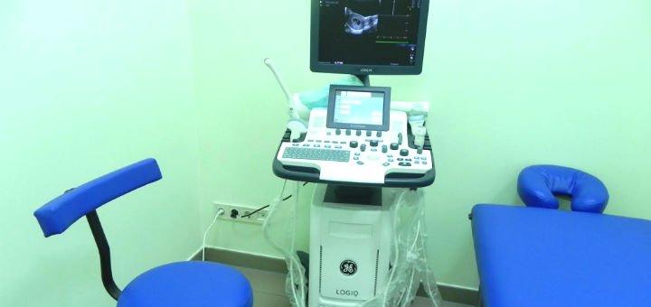 Обследование у гинеколога в медицинском центре «Киндермед»