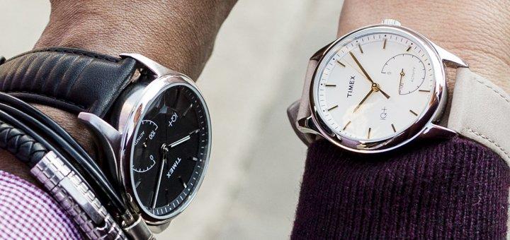 Вторые часы «Timex» в подарок в интернет-магазине «Attribute.ua»