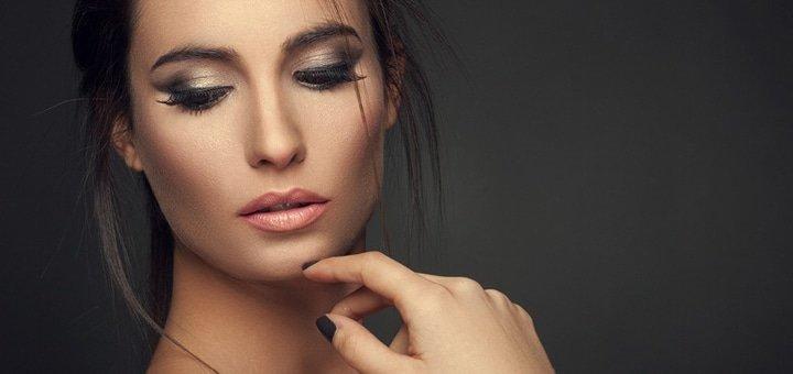 Моделирование бровей, окрашивание бровей и ресниц, биотатуаж хной в студии «BeautyComplex»