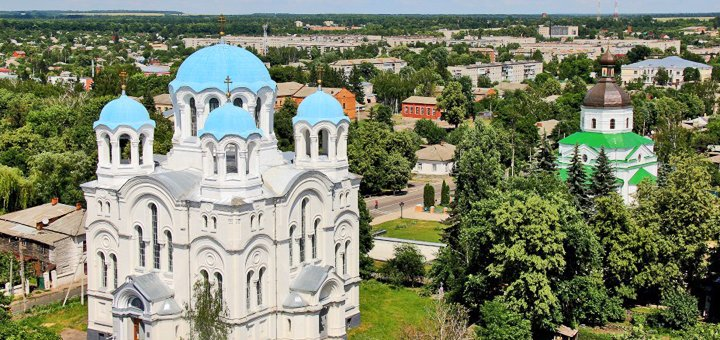 Экскурсионный тур «Гетманские столицы: Батурин и Глухов» от туристической компании «ST Tour»