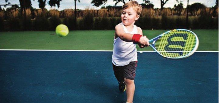 До 16 занятий теннисом для взрослых или детей в теннисном клубе «Evolution»