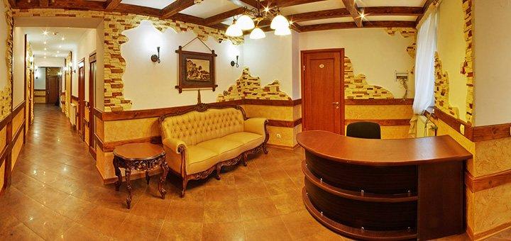От 3 дней отдыха в отеле «Перлина Карпат» в Буковеле