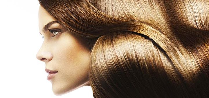 До 3 сеансов полировки секущихся концов волос без потери длины в салоне красоты «Lady Victoria»