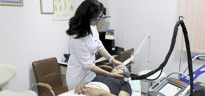 Лазерное неабляционное омоложение в сети медицинских центров «Гармония Здоровья»
