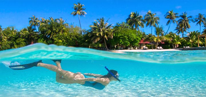 Забронируй пакетный тур на Мальдивы - получи фотосессию в подарок