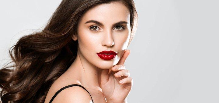 Перманентный макияж губ, бровей или глаз в салоне «Оазис красоты»