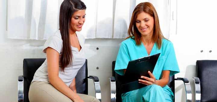 Базовое или расширенное обследование у маммолога и гинеколога в клинике «Endostep»