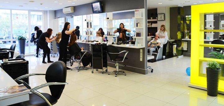 Макияж на выбор от салона красоты «EVOLVE salon&store»