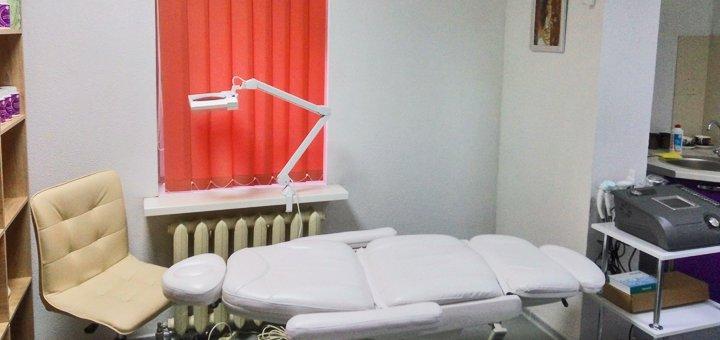 До 3 сеансов чистки лица в косметологическом кабинете «Миледи»