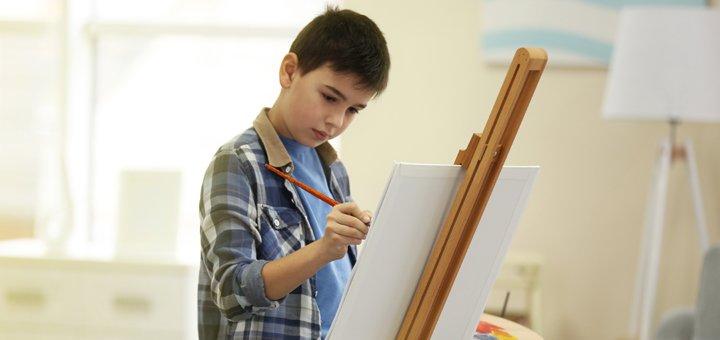 До 2 месяцев занятий живописью для детей в креативной студии «ARThand»