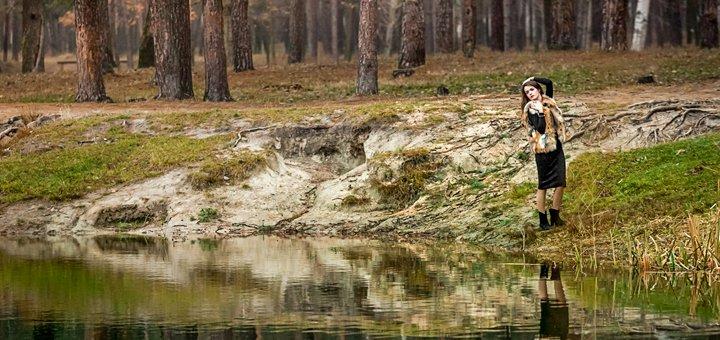 Выездная осенняя фотосессия от фотостудии «Zavarka»