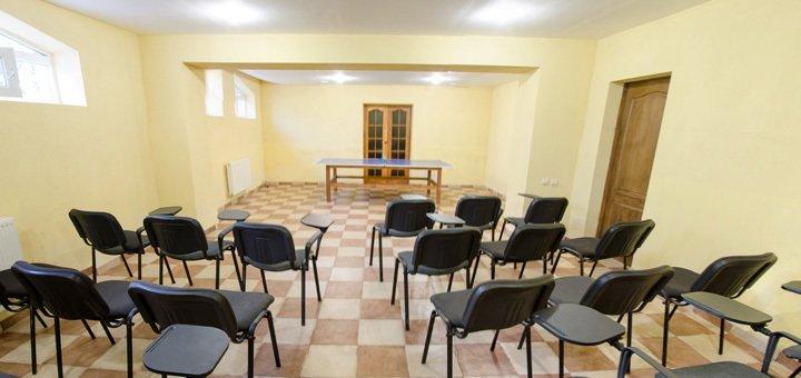 От 3 дней отдыха в отеле «Дзвінка» в Славском