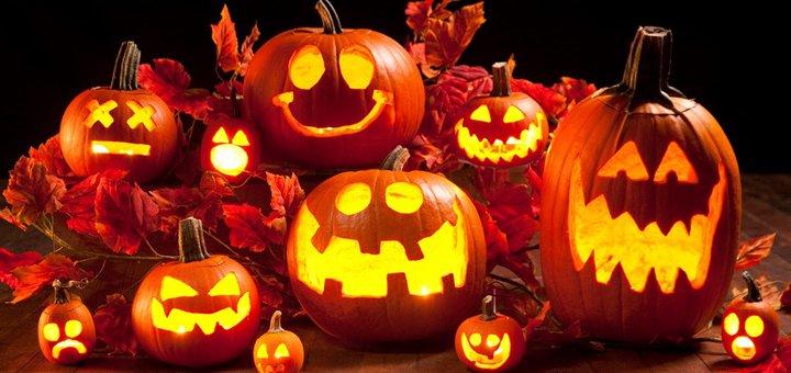 Вход на Halloween party от школы иностранных языков «Sherlock's Insight»