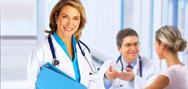 Обследование эндокринолога с УЗИ в клинике «Брак и семья»